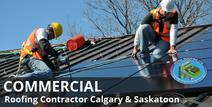 Top Rated Commercial Roofing Contractor Calgary