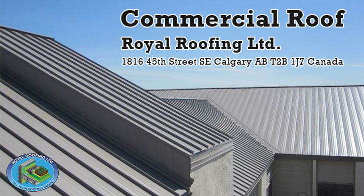 Commercial or Industrial Roof
